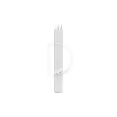 9 Επίπεδη Ελαστική-βελόνες Microblading