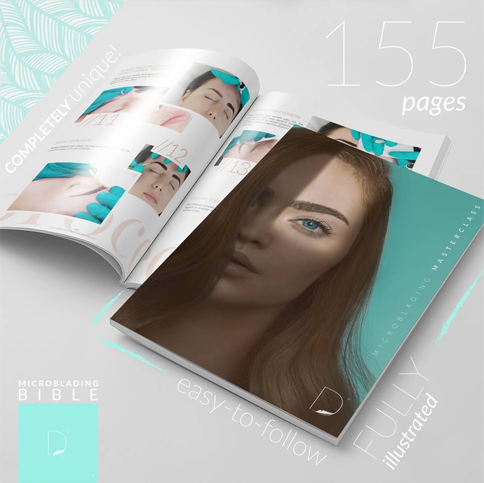 Dermacraft Microblading βιβλίο