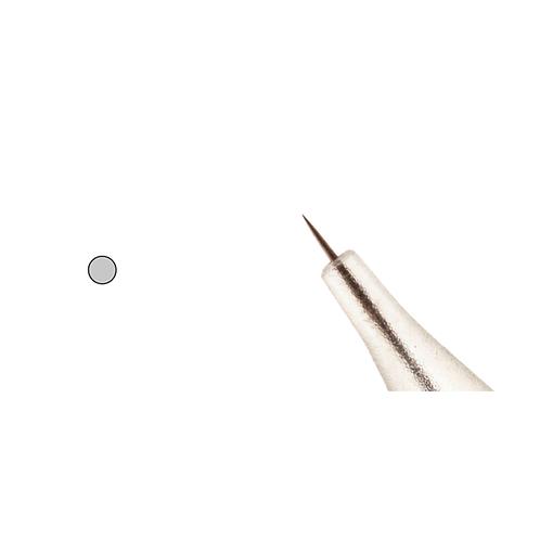 Biotek Μόνιμο Μακιγιάζ Βελονες 1 Point Extra Flex 5τμχ