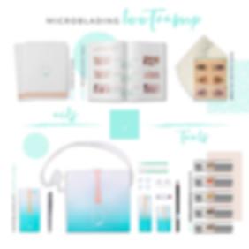 Προϊόντα μαθήματα microblading | Dermagraph