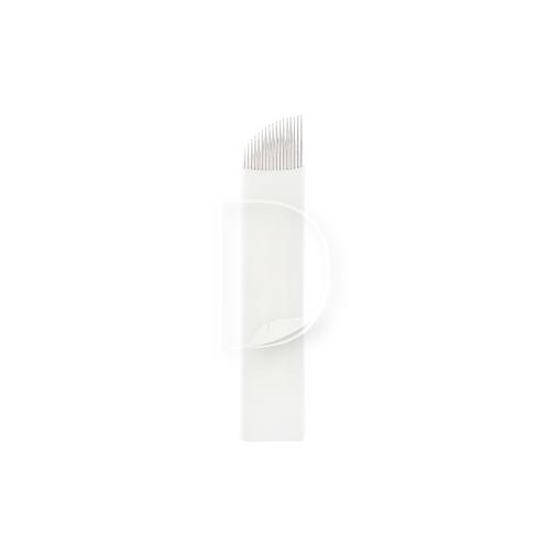 17 Eπίπεδη Ελαστική-βελόνες Microblading από την Dermacraft