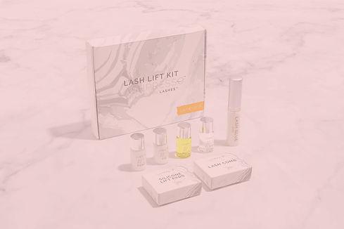 Lash Lift Kit Roz | Lashionista