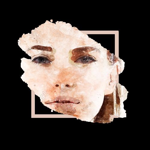 Permanent makeup color theory light brown | KremaKroma
