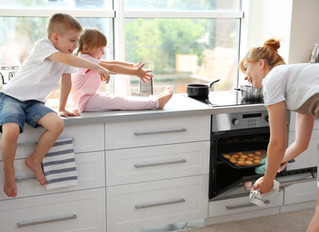 The really useful guide to organsing your kitchen so it works for you!