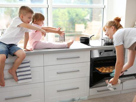 Šta sve deca mogu u kuhinji?