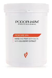 PEDICURE SPA - Hand and foot bath salts