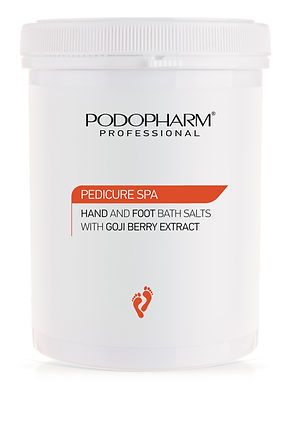 PEDICURE SPA - Hand and foot bath salts