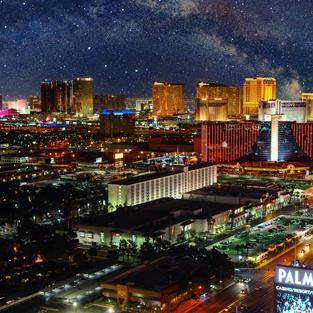Las Vegas Strip Example