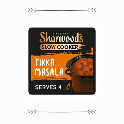 Sharwood's Slow Cooker Sauce - Tikka