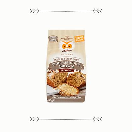 Odlums Irish Farmhouse Brown Bread Mix