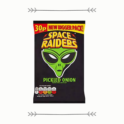 KP Space Raiders - Pickled Onion