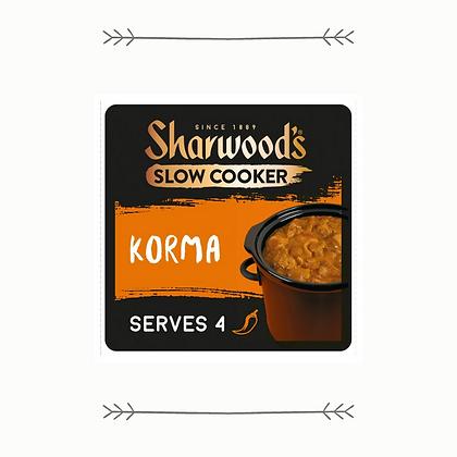 Sharwood's Slow Cooker Sauce - Korma