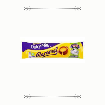 Cadbury Dairy Milk Caramel Bar