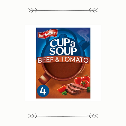Batchelors Cup A Soup - Beef and Tomato