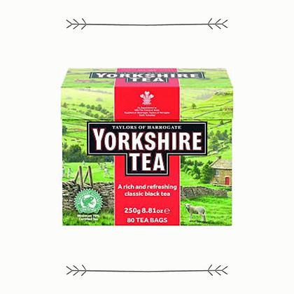 Yorkshire Tea 80s