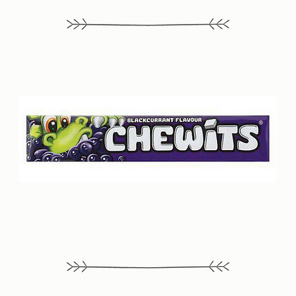 Chewits - Blackcurrant