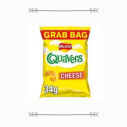Quavers - Original Cheese - Grab Bag