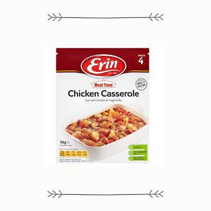 Erin Chicken Casserole