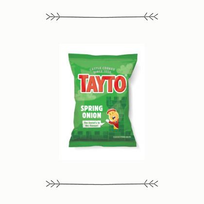 Tayto - Spring Onion