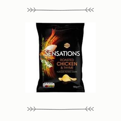 Walkers Sensations - Chicken and Thyme