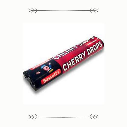Maynards Bassetts Cherry Drops
