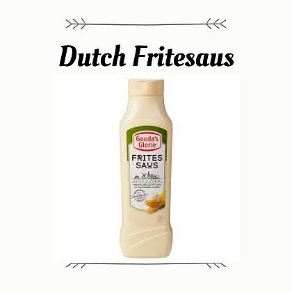 Gouda's Glorie Fritesaus (French Fries Sauce)