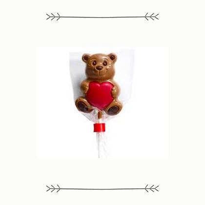 Co-op Chocolate Easter Lolly - Bear