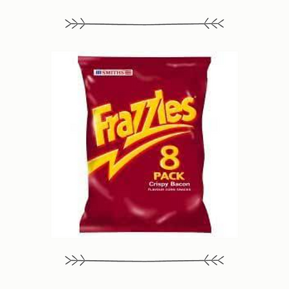 Frazzles - 8 Pack