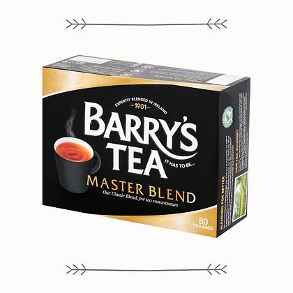 Barry's Master Blend Tea 80s