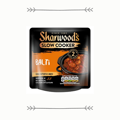 Sharwood's Slow Cooker Sauce -Balti