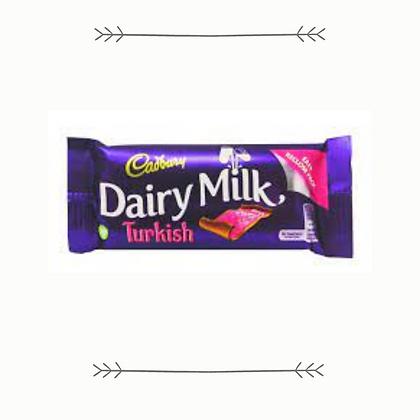Cadbury Turkish Delight Bar