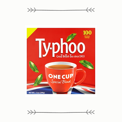 Typhoo One Cup - 100 Bags