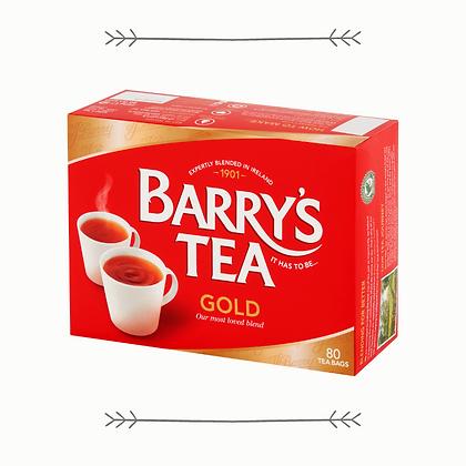 Barry's Gold Blend Tea 80s