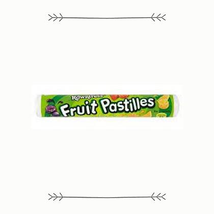Fruit Pastilles Tube