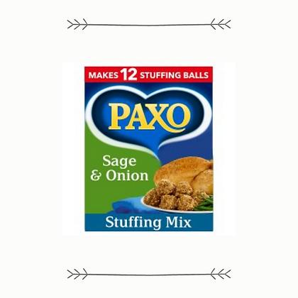 Paxo Sage and Onion Stuffing - Small
