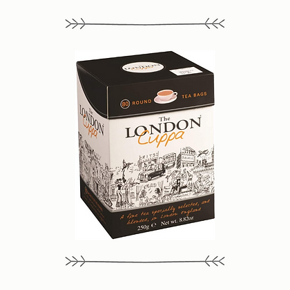 The London Cuppa 80s