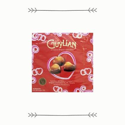 Guylian Belgian Chocolate Luxury Hearts