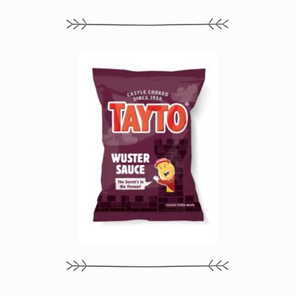 Tayto - Wuster Sauce