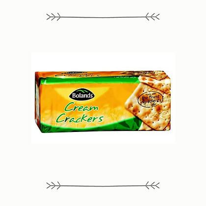 Bolands Cream Crackers