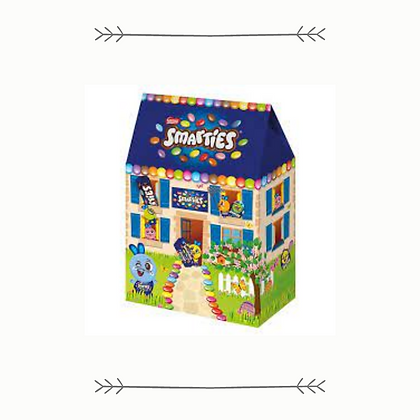 Smarties Easter House