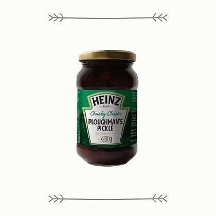 Heinz Ploughman's Pickle