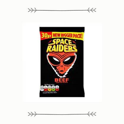 KP Space Raiders - Beef