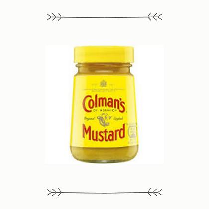 Colman's Original English Mustard - 100g