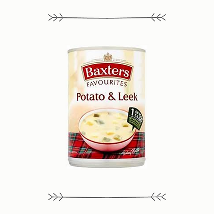 Baxters Potato and Leek Soup