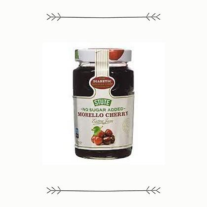 Stute Diabetic Jam - Morello Cherry