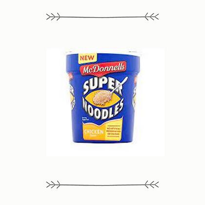 McDonnells Super Noodle Pot - Chicken