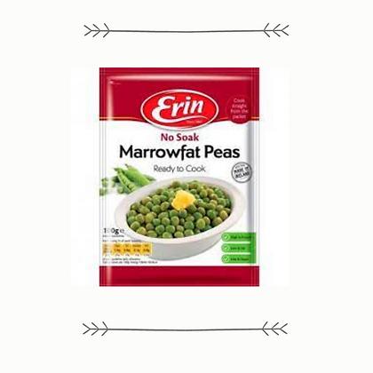 Erin Marrowfat Peas