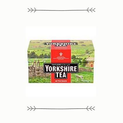 Yorkshire Tea 40s