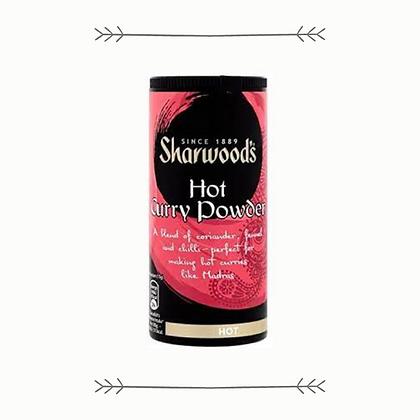 Sharwood's Hot Curry Powder