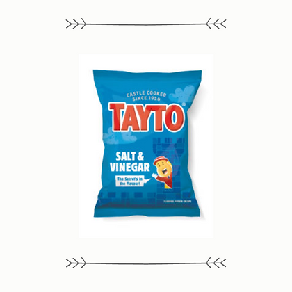 Tayto - Salt and Vinegar